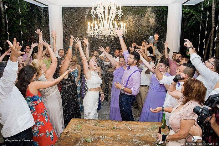 Destination wedding: il risultato 1