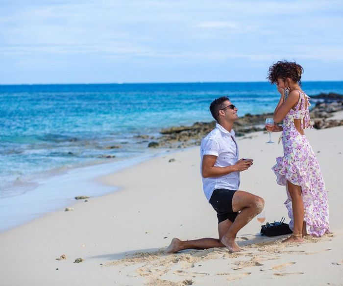 La proposta di matrimonio di Sarah Hyland di Modern Family 1