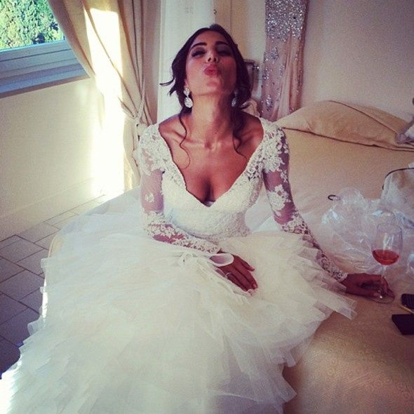 Top secret o no: il vestito da sposa 1