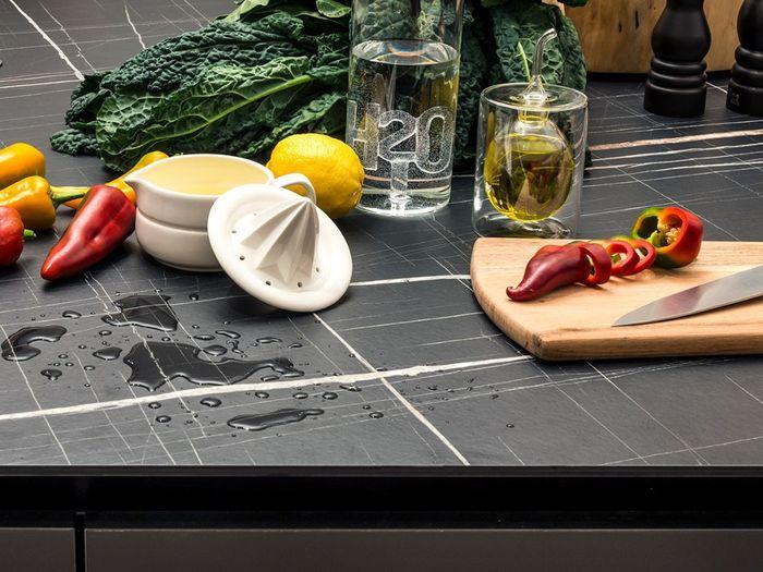 Top cucina okite o grès? 1