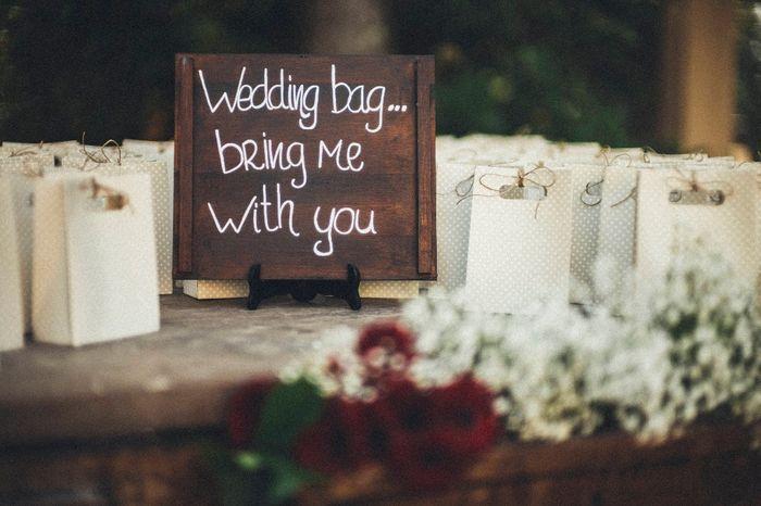 Wedding bag: spendi o risparmi? 1
