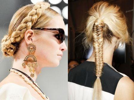 12 stili per capelli con trecce - Moda nozze - Forum ...