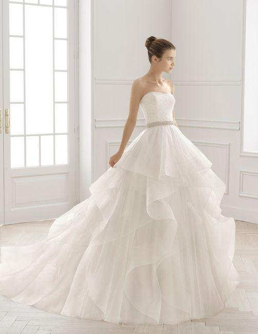 Sfida Admin: l'abito stile principessa 4