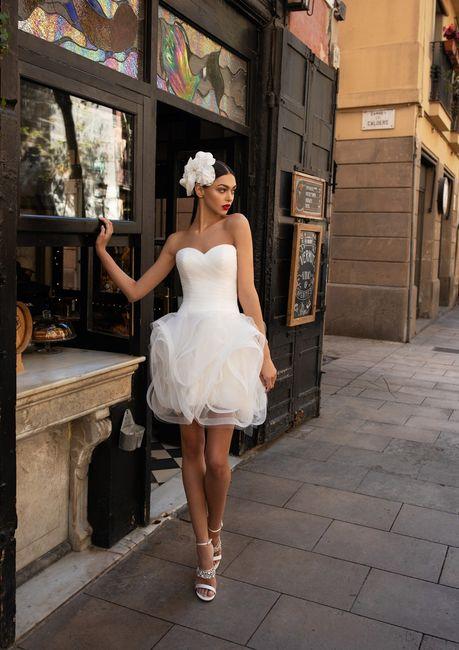 Il tuo abito da sposa è... 👰🏻 4