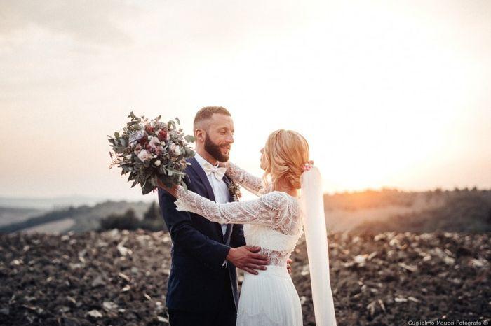 La situazione attuale ti ha costretto a modificare i piani che avevi fatto riguardo le nozze? 1