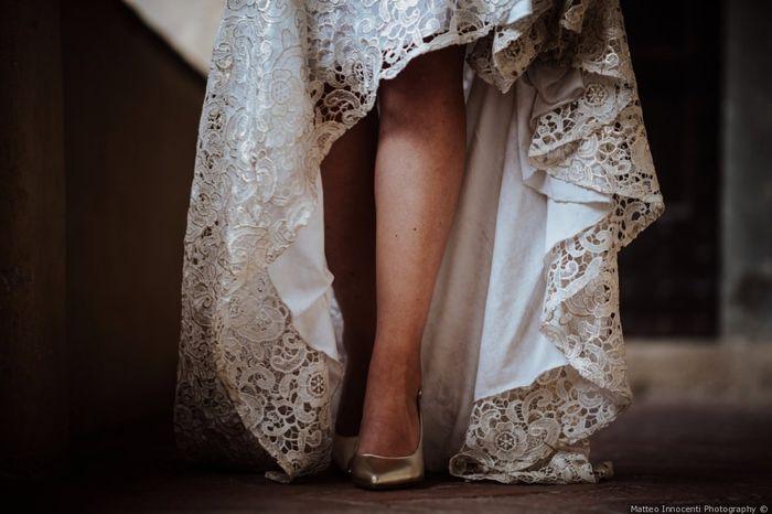 Collant sposa: sì VS no 2