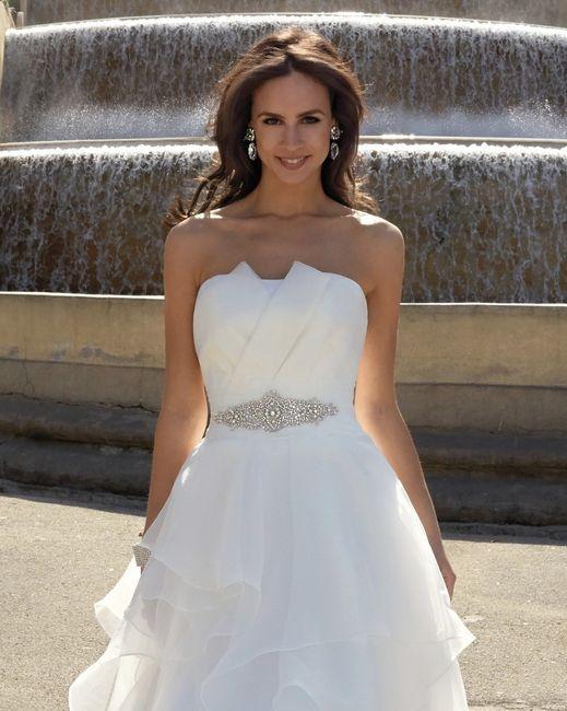 Il dettaglio particolare del tuo abito da sposa 1
