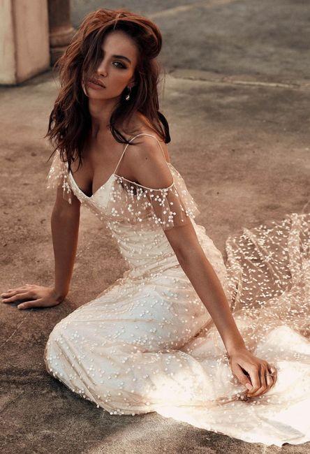 Il dettaglio particolare del tuo abito da sposa 2