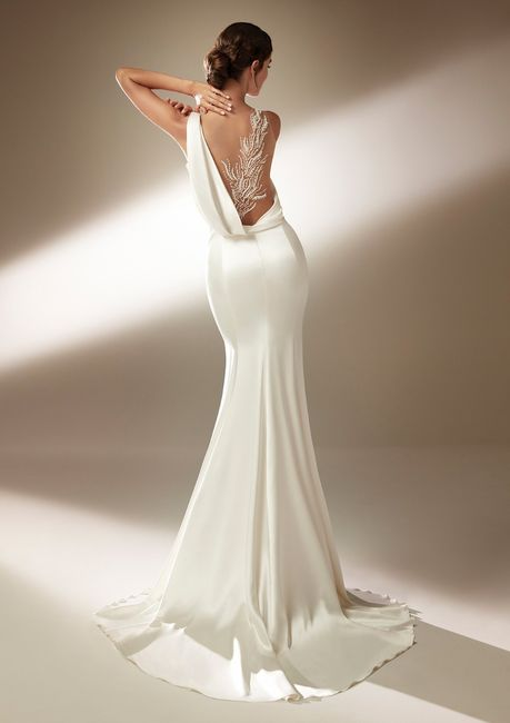 Il dettaglio particolare del tuo abito da sposa 3