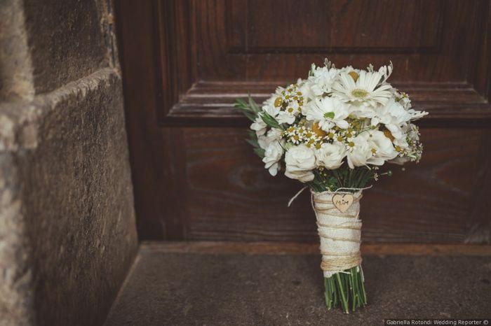 #Instantphoto: il bouquet sposa 2