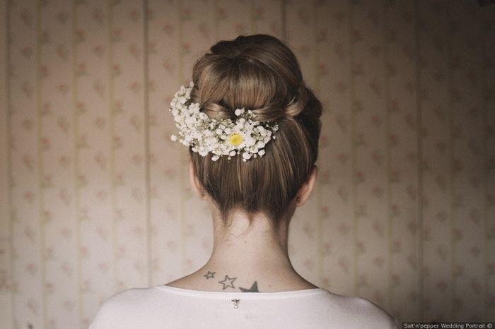 Come porterai i capelli il giorno delle nozze? 1