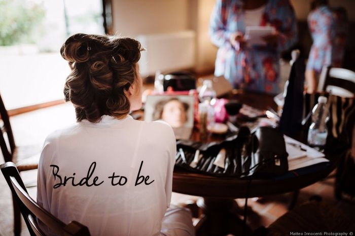 Fotografo in casa durante i preparativi della sposa: SÌ o NO? 1