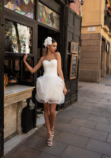 Come scegliere l'abito da sposa per il rito civile 2