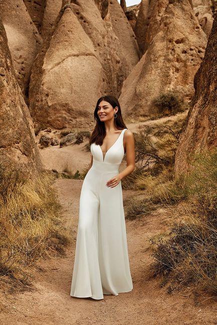 Come scegliere l'abito da sposa per il rito civile 3