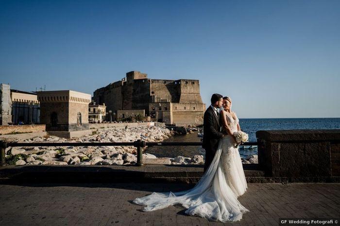 Tornano i matrimoni nelle regioni di Campania, Sicilia e Lazio 1