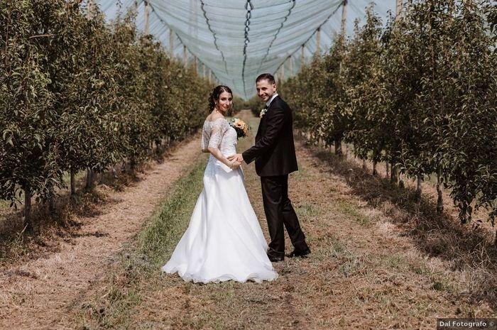 Finalmente possiamo dirlo, i matrimoni sono tornati in tutta Italia! 3
