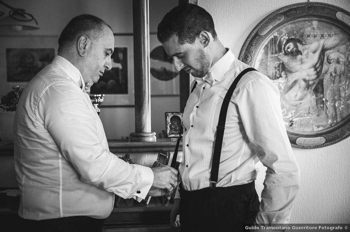 Quale pantalone scegliere per l'abito da sposo? 1