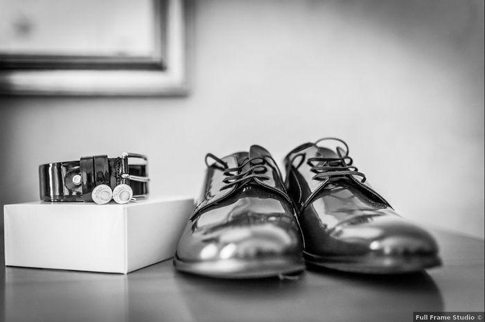 Quale scarpe scegliere per il vestito da sposo? 🤵 1