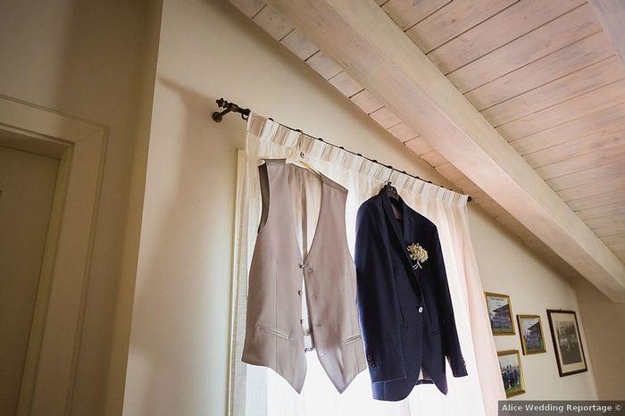 Dove acquisterai l'abito da sposo? 🤵 1
