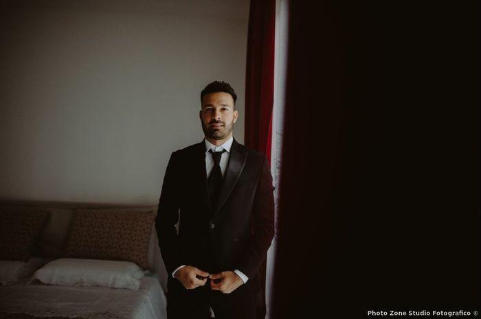 Tra questi vestiti da sposo dei nostri Real Wedding, quale preferisci? 4