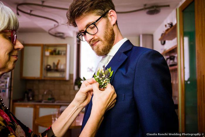 Tra questi vestiti da sposo dei nostri Real Wedding, quale preferisci? 6