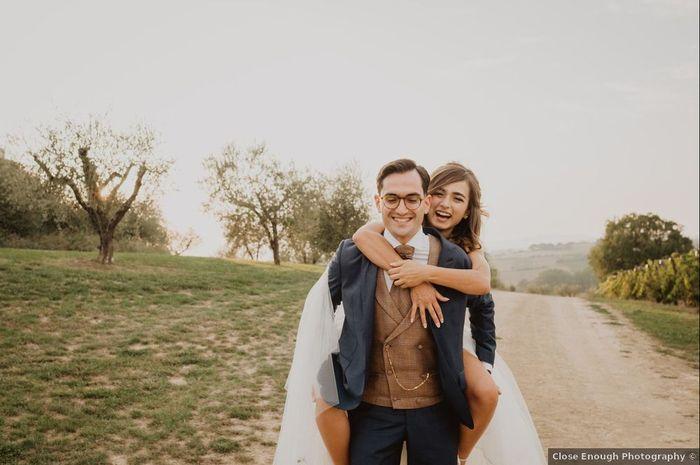 Tra questi gilet scelti dai nostri sposi dei Real Wedding, quale preferisci? 1