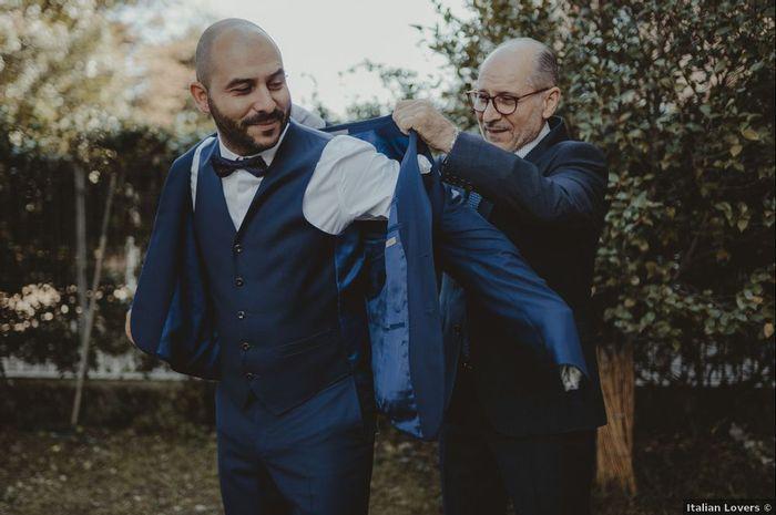Tra questi gilet scelti dai nostri sposi dei Real Wedding, quale preferisci? 7