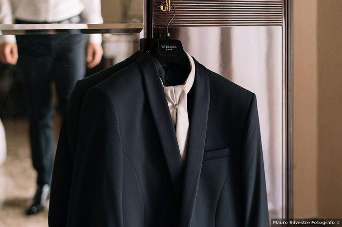 Tra queste giacche scelte dai nostri sposi dei Real Wedding, quale preferisci? 1