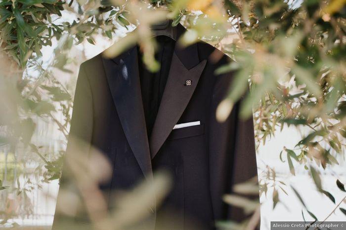 Tra queste giacche scelte dai nostri sposi dei Real Wedding, quale preferisci? 4