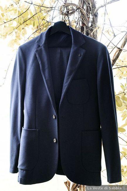 Tra queste giacche scelte dai nostri sposi dei Real Wedding, quale preferisci? 5