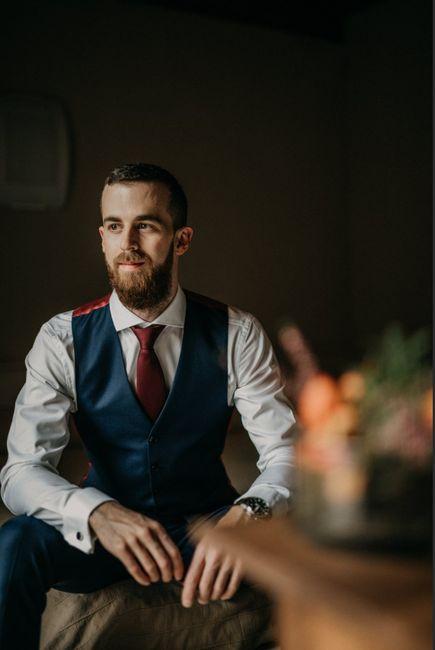 Papillon o cravatta? Lasciati ispirare dalle scelte fatte dagli sposi dei nostri Real Wedding, quale preferisci? 5