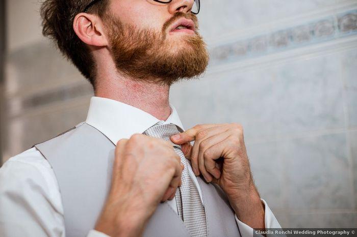 Papillon o cravatta? Lasciati ispirare dalle scelte fatte dagli sposi dei nostri Real Wedding, quale preferisci? 6
