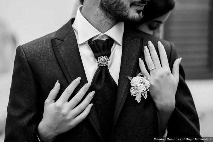 Papillon o cravatta? Lasciati ispirare dalle scelte fatte dagli sposi dei nostri Real Wedding, quale preferisci? 8