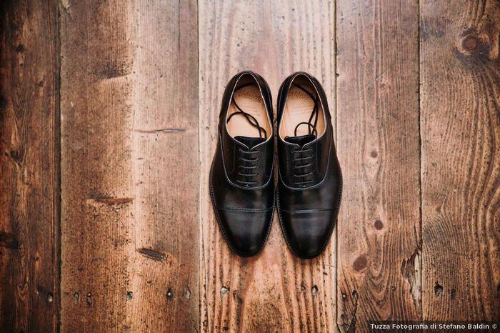 Tra queste scarpe indossate dai nostri sposi dei Real Wedding, quale preferisci? 1