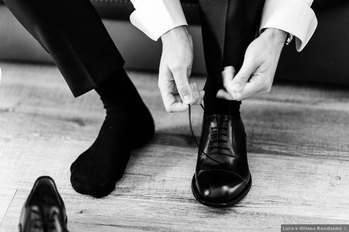 Tra queste scarpe indossate dai nostri sposi dei Real Wedding, quale preferisci? 3