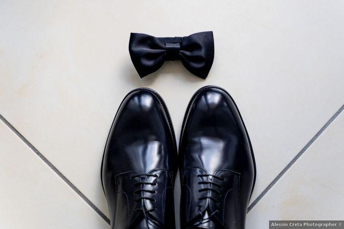 Tra queste scarpe indossate dai nostri sposi dei Real Wedding, quale preferisci? 4