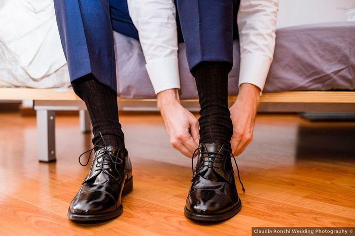 Tra queste scarpe indossate dai nostri sposi dei Real Wedding, quale preferisci? 5