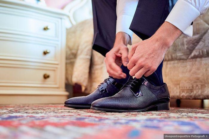Tra queste scarpe indossate dai nostri sposi dei Real Wedding, quale preferisci? 6
