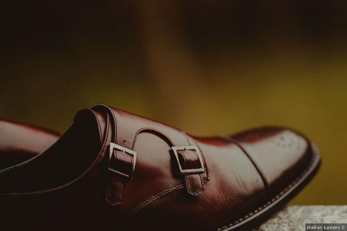 Tra queste scarpe indossate dai nostri sposi dei Real Wedding, quale preferisci? 8