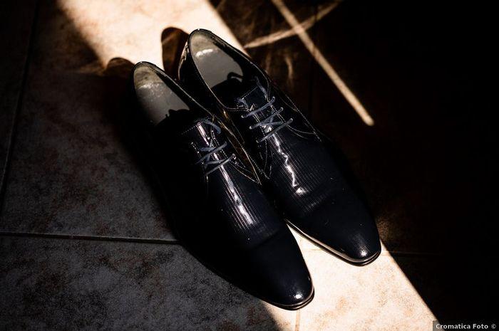 Tra queste scarpe indossate dai nostri sposi dei Real Wedding, quale preferisci? 10