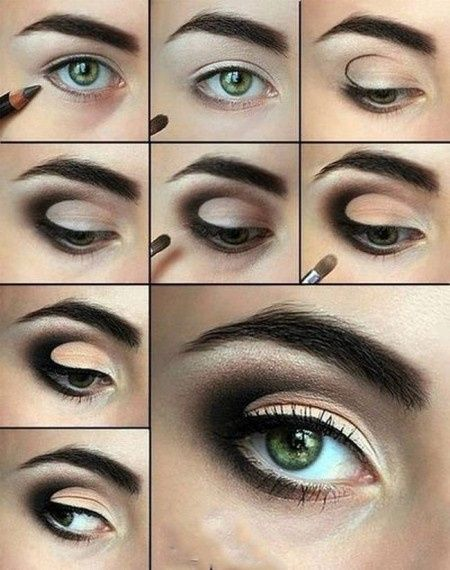 Estremamente 15 tutorial make-up sposa fai da te! - Salute, bellezza e dieta  WZ43