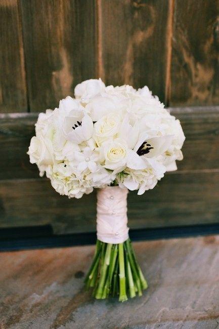 Ortensie Matrimonio Costo : Bouquet ed addobbi con le ortensie bianche forum