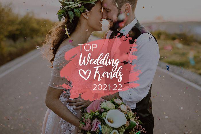 Vota le tue tendenze wedding preferite 💖 - 1