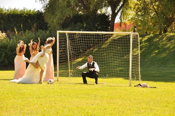 Uefa Euro 2021 - Wedding Edition👰🏆 - 1
