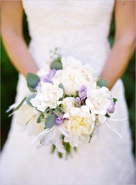 Bouquet Glicine Sposa.60 Bouquet Dalle Sfumature Lilla Glicine E Viola Quale