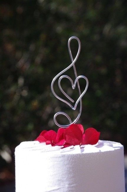 Matrimonio Tema Chiave Del Cuore : Tema musica con chiave di violino prima delle nozze