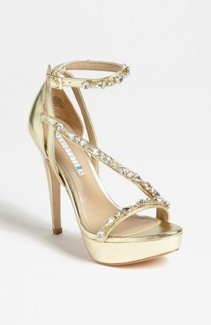 cheap for discount e927a 68c10 32 Scarpe oro e bronzo tutte per voi! - Ricevimento di nozze ...