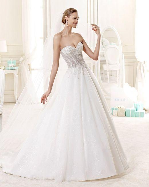deb4c740c279 Collezione abiti da sposa Nicole Fashion Group 2015