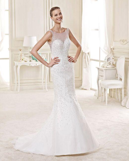 Quanto costa un abito da sposa nicole i vestiti sono for Quanto costa macchina da cucire