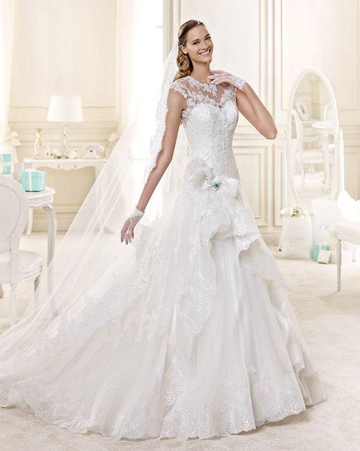 Collezione abiti da sposa Nicole Fashion Group 2015